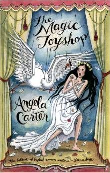 book cover: The Magic Toyshop