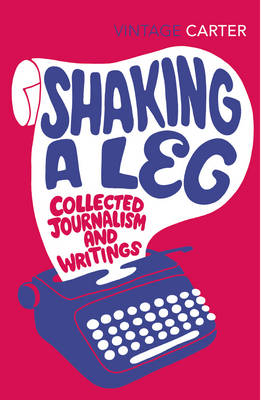 book cover: Shaking a Leg