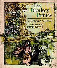 book cover: The Donkey Prince