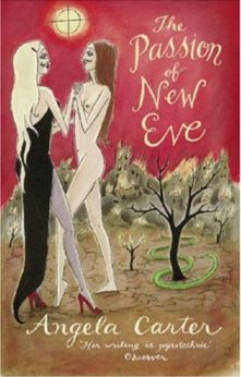 book cover for The Passion of New Eve