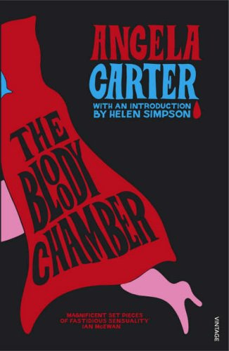 book cover: The Bloody Chamber