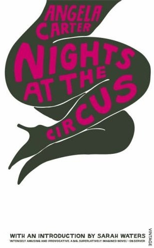 book cover: Nights at the Circus