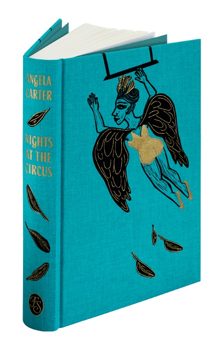 Illustrated edition of Nights at the Circus